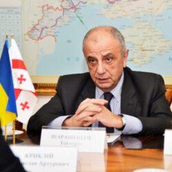Грузія озвучила умови повернення свого посла в Україну