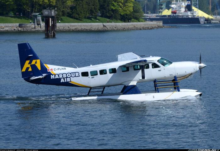 Harbour Air eCaravan