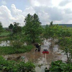 У Радові на Млинівщині – потоп