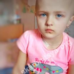 Маленька Ангеліна Панько потребує допомоги небайдужих рівненчан