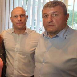 Киву на Рівненщину привіз Іванісов і Литвиненко
