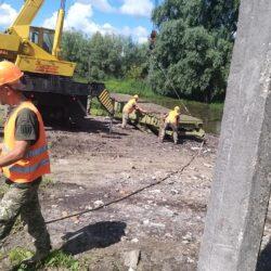 У місті на Рівненщині ремонтуватимуть міст: перекриють вулиці