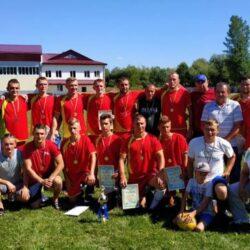 На Дубровиччині визначився володар футбольного Суперкубку