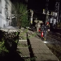 В Одесі вночі вибухнула електропідстанція нафтопереробного заводу (відео)