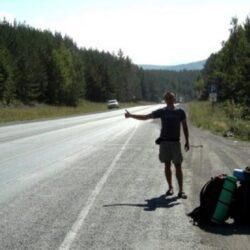 Доки юнака шукали батько та поліція, він подорожував автостопом