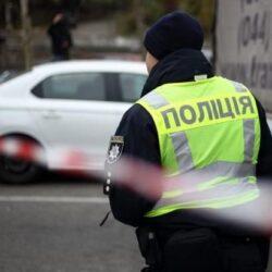 У прокуратурі з'ясовують, чому поліцейський стріляв у велосипедиста