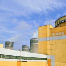 Енергоблок № 4 Рівненської АЕС на ремонті