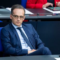 Глава МЗС Німеччини погрожує РФ санкціями через Навального